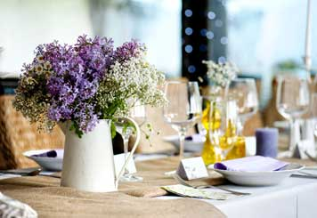 catering and event coordination